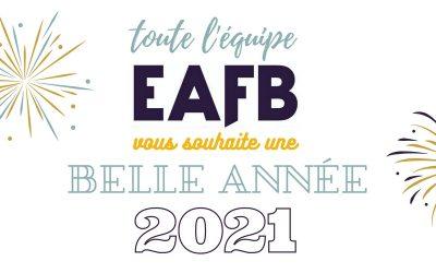 Vœux de la présidente, Marie-Pierre Lemarchand