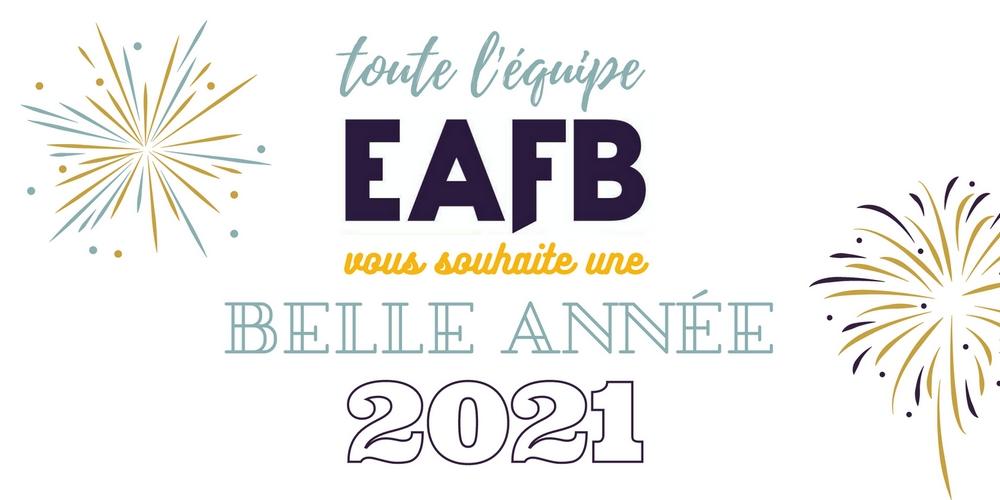 Vœux de la présidente 2021 Entreprendre Au Féminin Bretagne