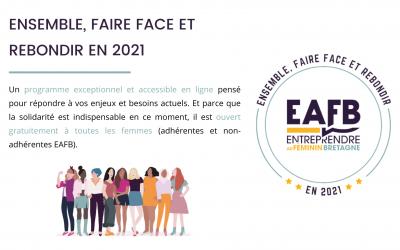 """Lancement du programme """"Ensemble, faire face et rebondir en 2021"""""""