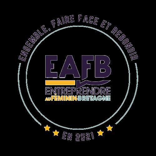 "Logo programme ""Ensemble, faire face et rebondir 2021"""